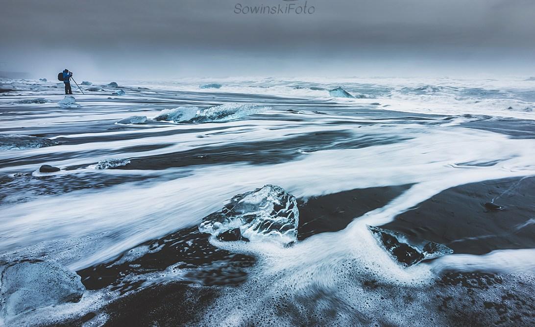Diamentowa plaża