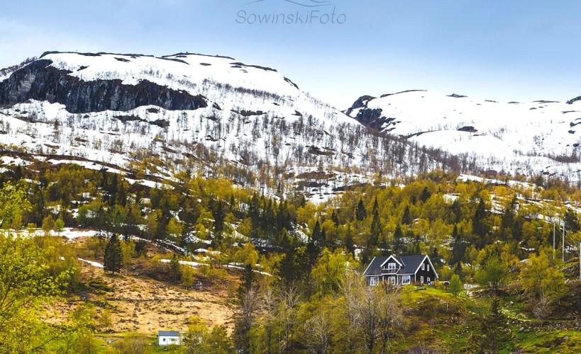 Norwegia pogoda wiosna