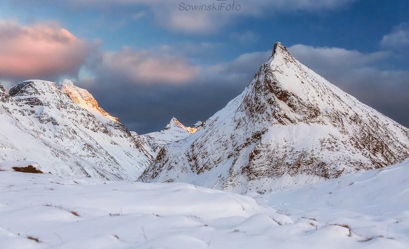 Góry Norwegia zdjęcia
