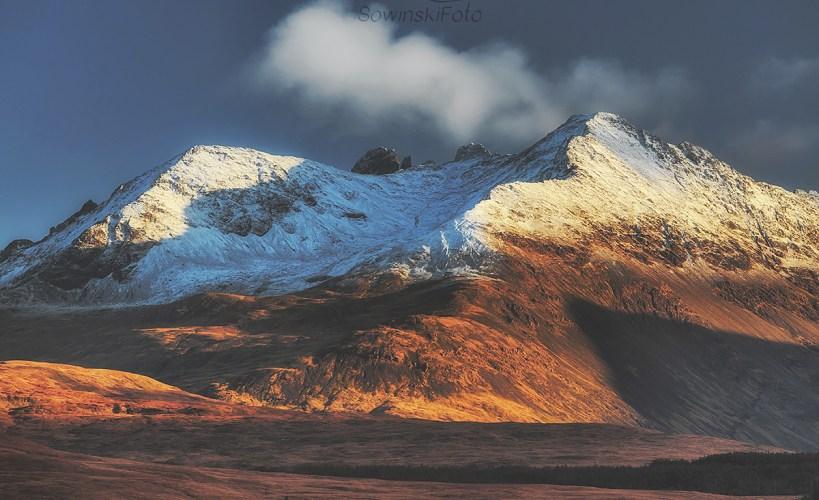 Isle Of Skye góry