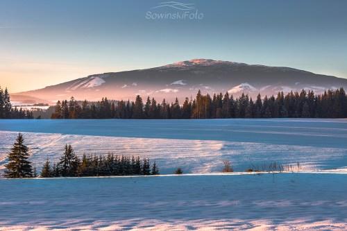Babia Góra zima