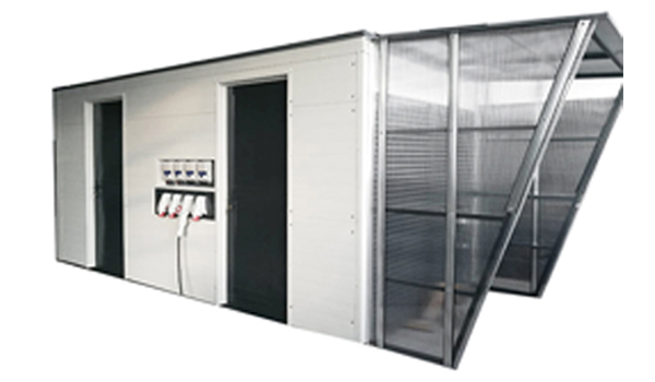 Mining Container