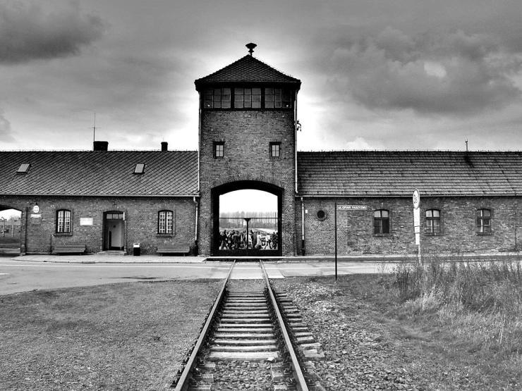 Auschwitz Birkenau Museum - location on map - Krakow.wiki
