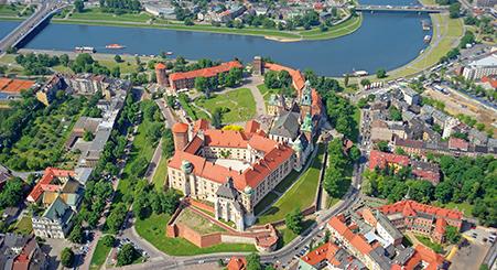 krakowJak Kraków, to Wawel - w tym roku ikony Grodu Kraka nie zabraknie również podczas Kraków City Race