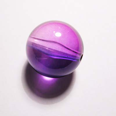 acryl rond violet 20 mm