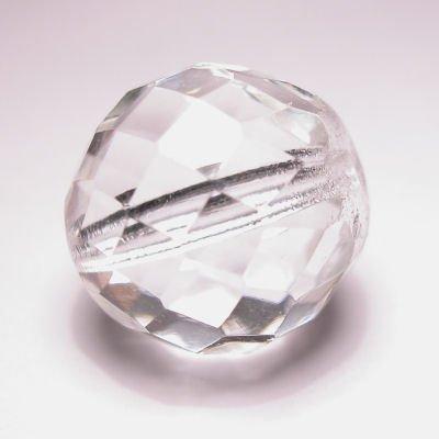 facet crystal 18 mm