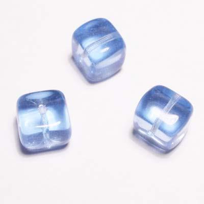kubus blauw 9 mm