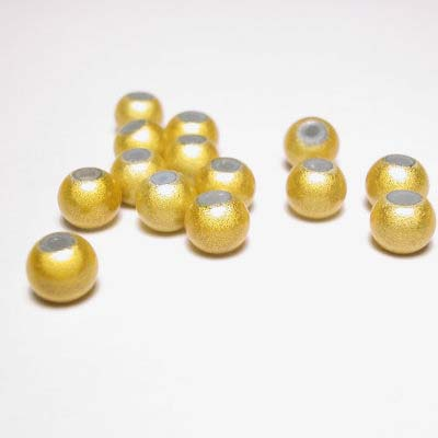 miracle bead geel 6 mm