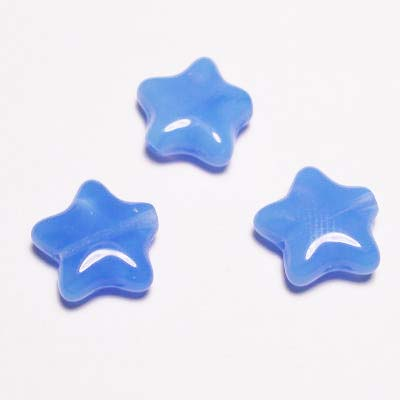 ster blauw 12 mm