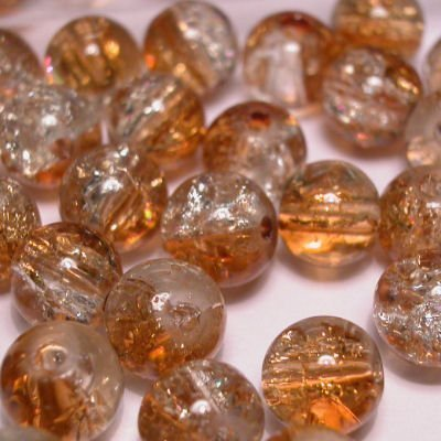 crushed beads 8 mm kleur 8940