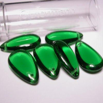 drop beads 12x21 mm kleur 8230