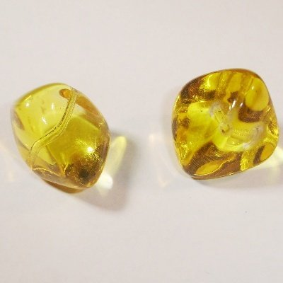 brok geel 14x19 mm