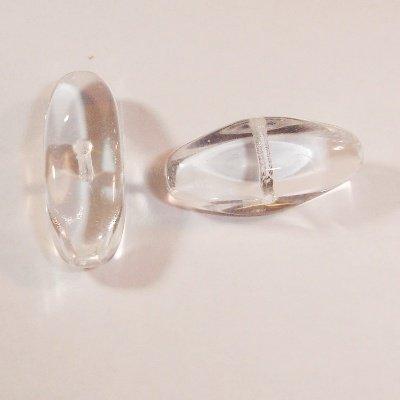 kraal ovaal crystal 9x19 mm
