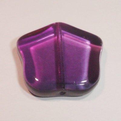 kraal tulp paars 24 mm