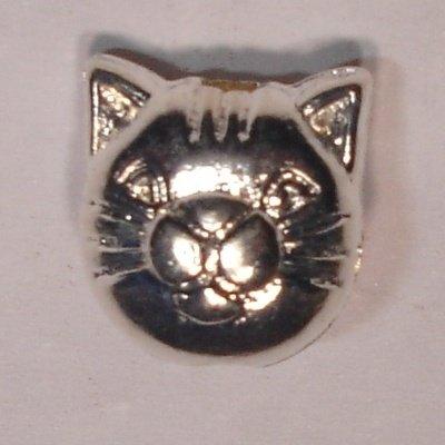 metal look katje 8 x 9 mm
