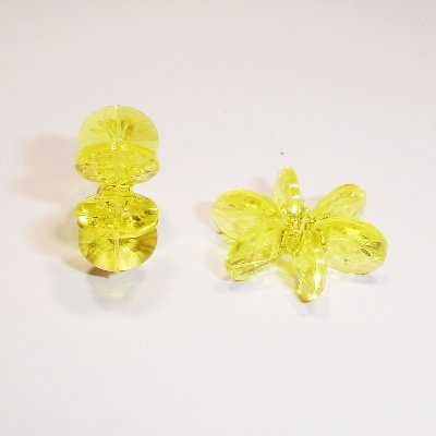 sunburst geel 18 mm