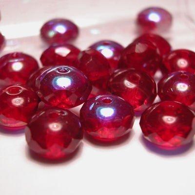rond geslepenparels 8 mm kleur 4395