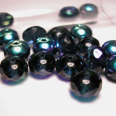 rond geslepenparels 8 mm kleur 6975