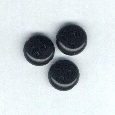 smartie zwart 14x5 mm