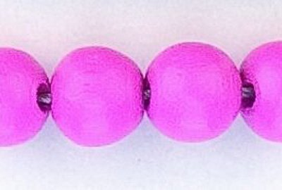rond roze 6 mm