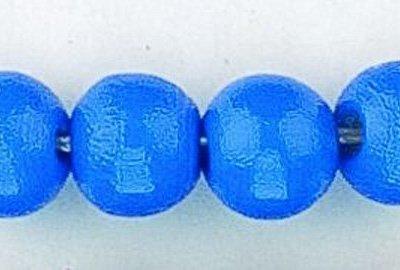 rond blauw 6 mm