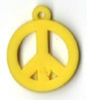 Add-ies peace teken geel