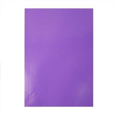 Glanspapier 32x48 cm violet