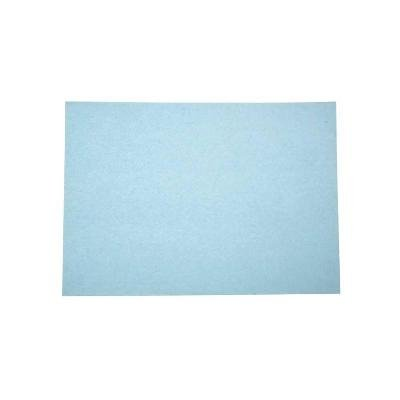 Gekleurd papier 21x30 cm l.blauw