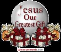 The Greatest Gift of All – Jesus