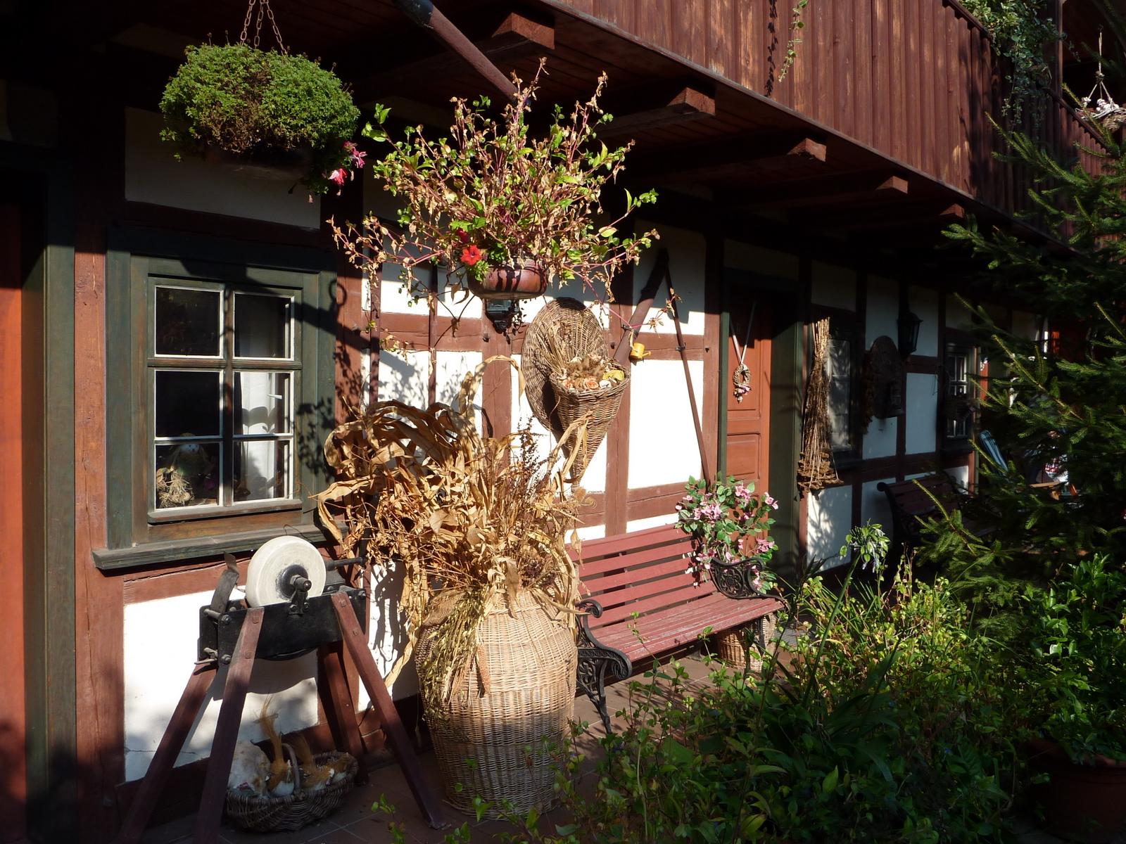 Hotel Romantischer Fachwerkhof in Kirchheim