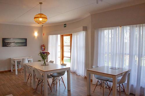 Accommodation Swakopmund Breakfast Room
