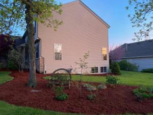 Kramer Tree Mulch Products - Red Dye Mulch