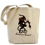 Krampus Bags and Totes