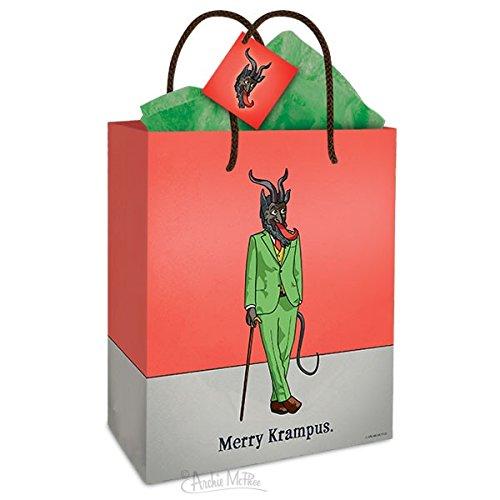 Krampus gift bag krampus christmas gifts krampus gift bag negle Image collections