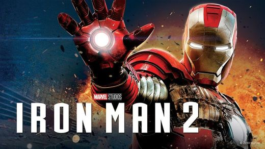iron man 2 review