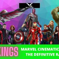 marvel rankings