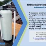 agen filter air sederhana di bandung
