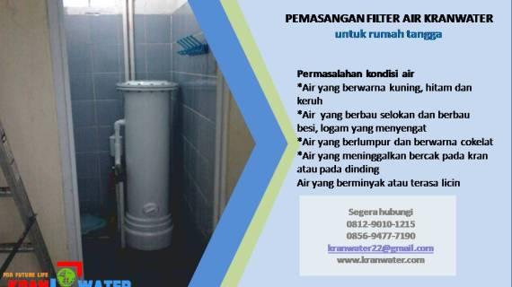 Penjual Penyaring Air Industri No 1 di Deli Serdang