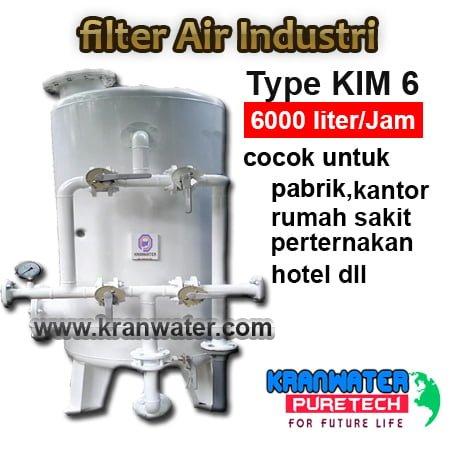 filter air industri KIM 6