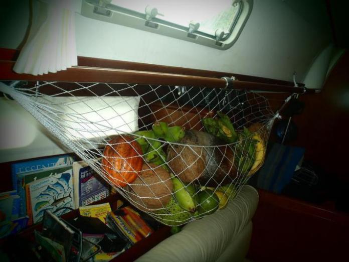Nasbírané ovoce