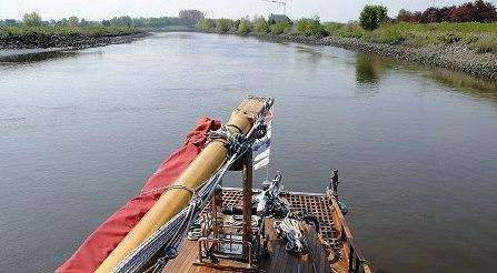 Řeka Schelde