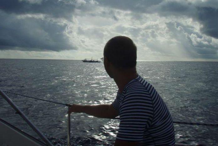 Setkání s filipínskými rybáři