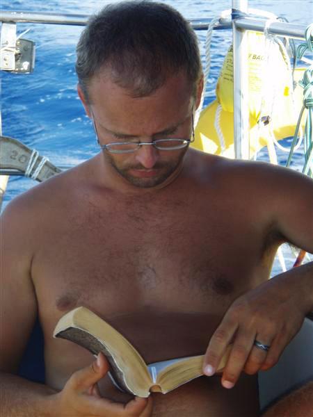 Na čtení tedy rozhodně čas byl...