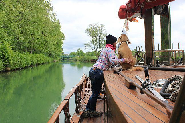 Řeka la Marne.