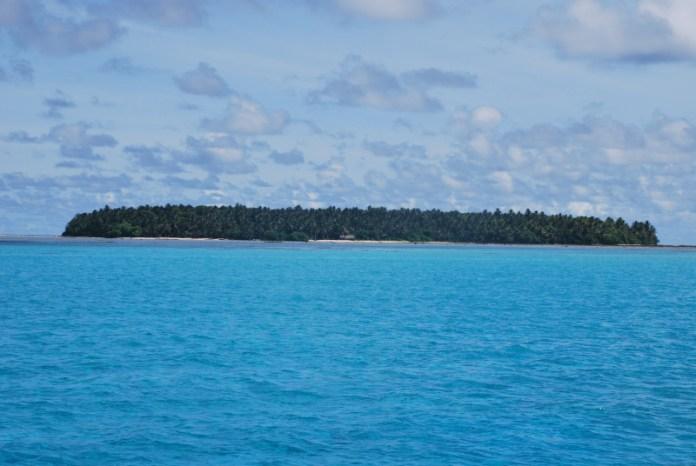 Oroluk Island.