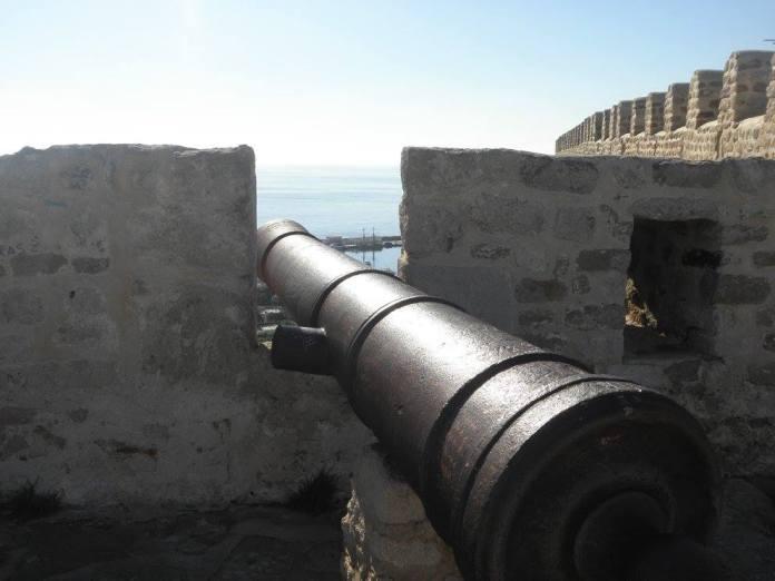 Pevnost v Keliia