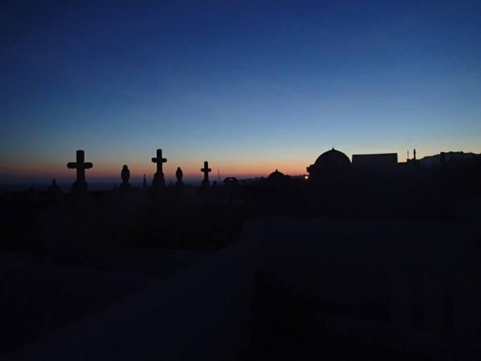 Hřbitov v Bonifaciu