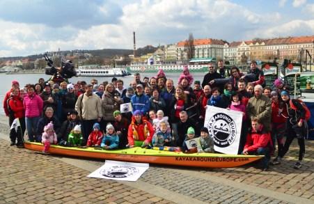Vyplutí z Prahy