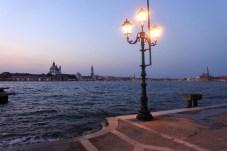 Západ slunce v Benátkách 2