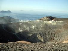 Kráter s výpary
